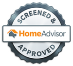 Home Advisor Approval Logo