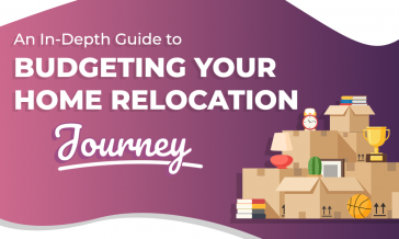 Budgeting Your Home Relocation Blog Image