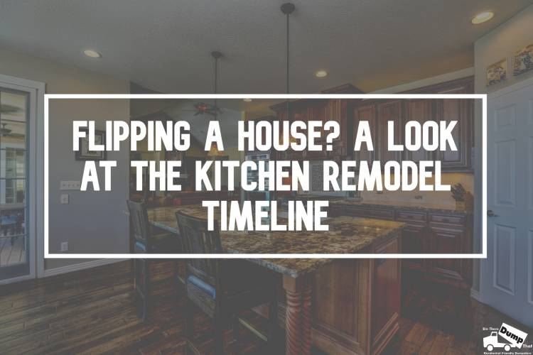A Look At The Kitchen Remodel Timeline