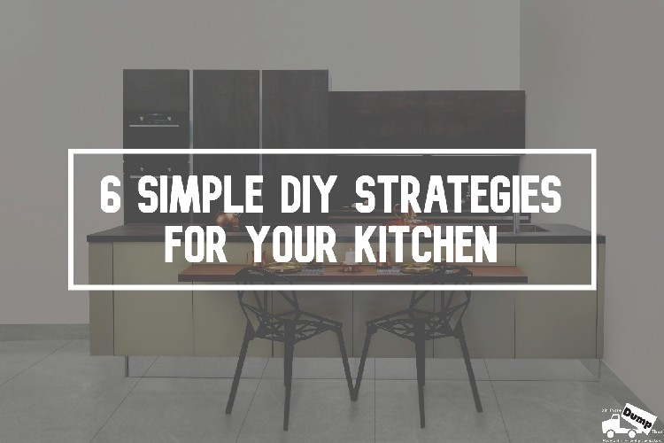 DIY Strategies to Enhance the Look of Your Kitchen